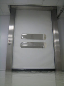 dynamicroll clean rooms